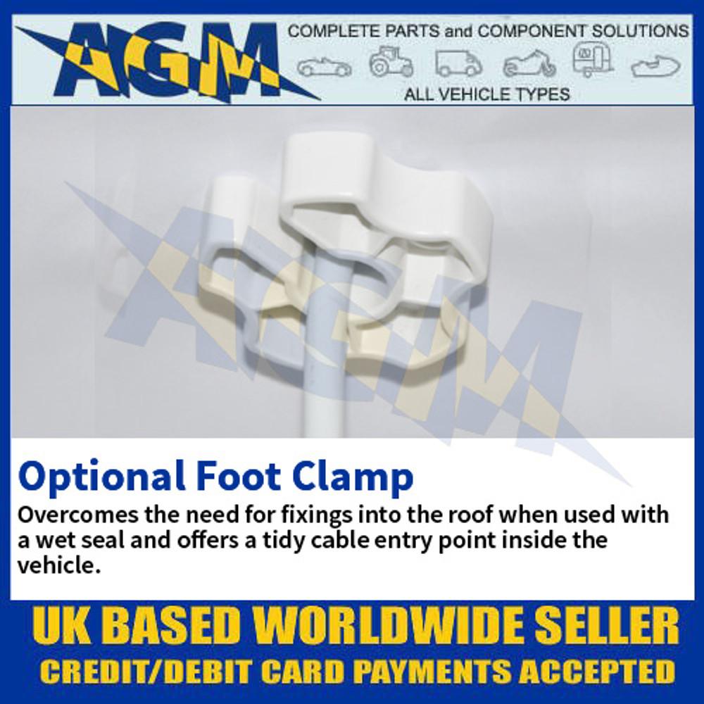 Optional Foot Clamp
