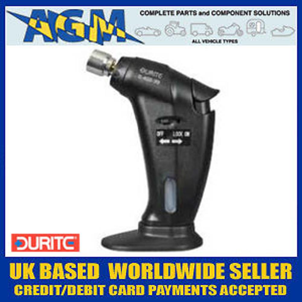 Durite 0-450-99 Mini Butane Soldering Gun/Blow Torch