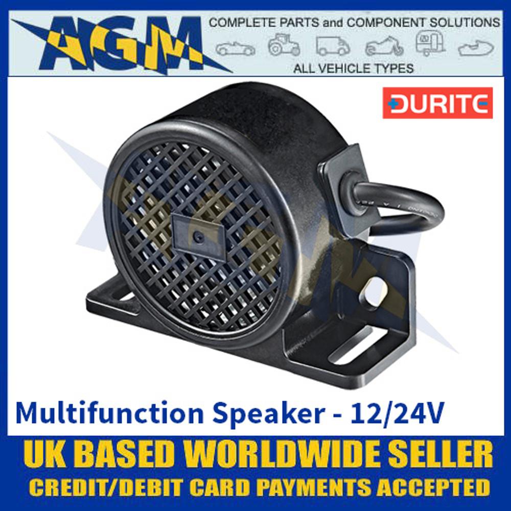 Durite 0-564-55 Multifunction Speaker - 12/24V