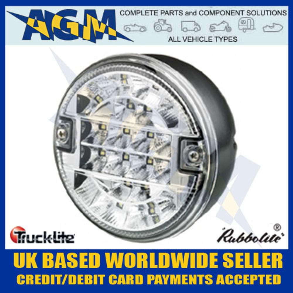Trucklite 810/54/00 LED Hamburger Style Reverse Lamp 12v/24v