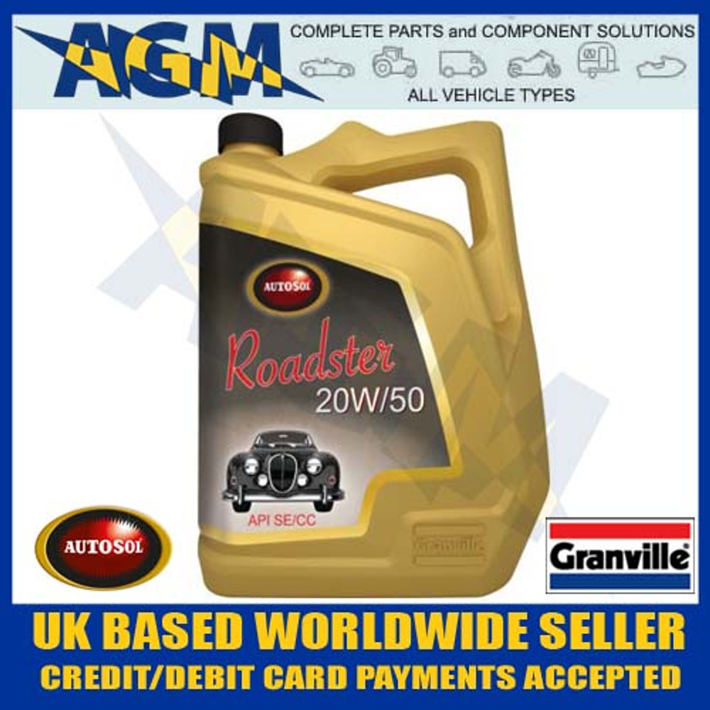 autosol, 0392, roadster, classic, car, vehicle, sae, engine, 20w/50, oil