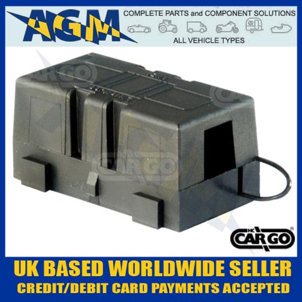 2 x Fuse Boxes suitable for Strip Link or Midi Fuses