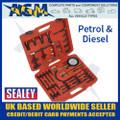 sealey, vse3155, master, compression, test, kit