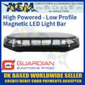 AMB114 Magnetic Low Profile High Powered LED Light Bar