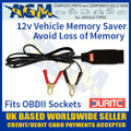 0-534-13, 053413, durite, 12v, vehicle, memory, saver