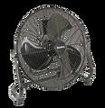 """HVF18 Industrial High Velocity Floor Fan 18"""" 230V"""