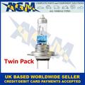 Ring RW3377, Xenon Twin Pack, 130% Brighter, H7 Headlight Upgrade Bulb