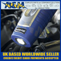 Sealey LED3602B Rechargeable LED Inspection Lamp - Postion On - Very Bright
