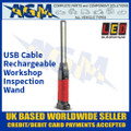LED Autolamps HH340 USB Cable Rechargeable Workshop Inspection Wand