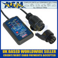 Sealey TST22 Towing Socket Tester 13-Pin 12V - MOT Approved