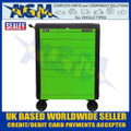 Sealey APPD7G Rollcab 7 Drawer Push-To-Open Hi-Vis Green