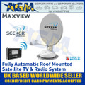 Maxview Seeker, Fully Automatic Roof Mounted Satellite TV & Radio Kit