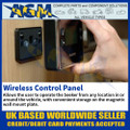 Wireless Control Panel