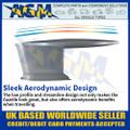 Sleek Aerodynamic Design