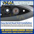 Easy Aerial Head Unit Installation