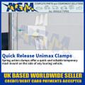 Quick Release Unimax Clamps