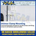 Unimax Clamp Mounting