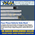 Four Piece Vehicle Side Mast