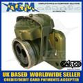 Cargo 180197 Heavy Duty Nato Type Socket Assembly 24v, 200 AMP, 2 PIN