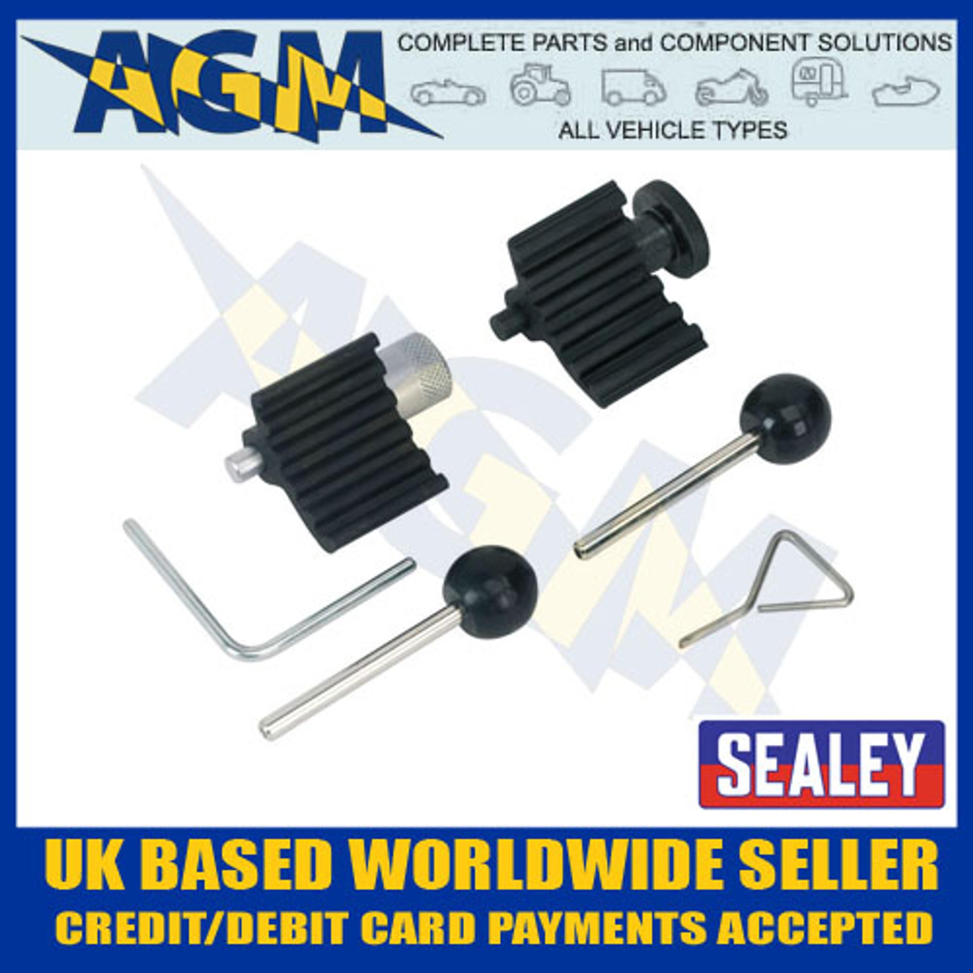 Diesel Petrol Engine Setting Locking Combination Kit Ford Belt Chain Drive US