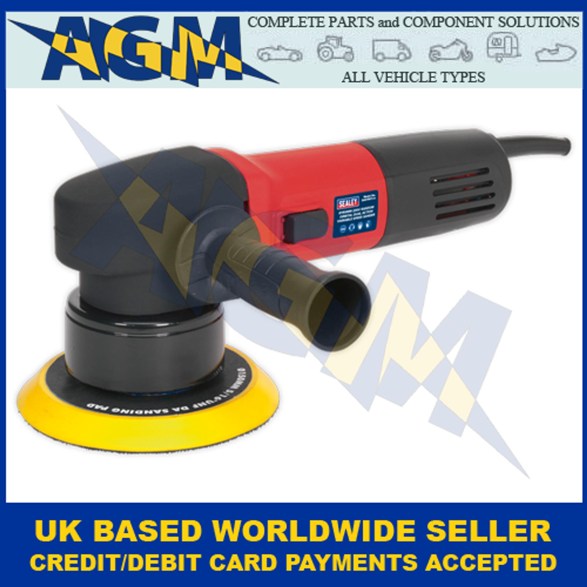 Sealey Angle Grinder Ø115mm 900W//230V SG115