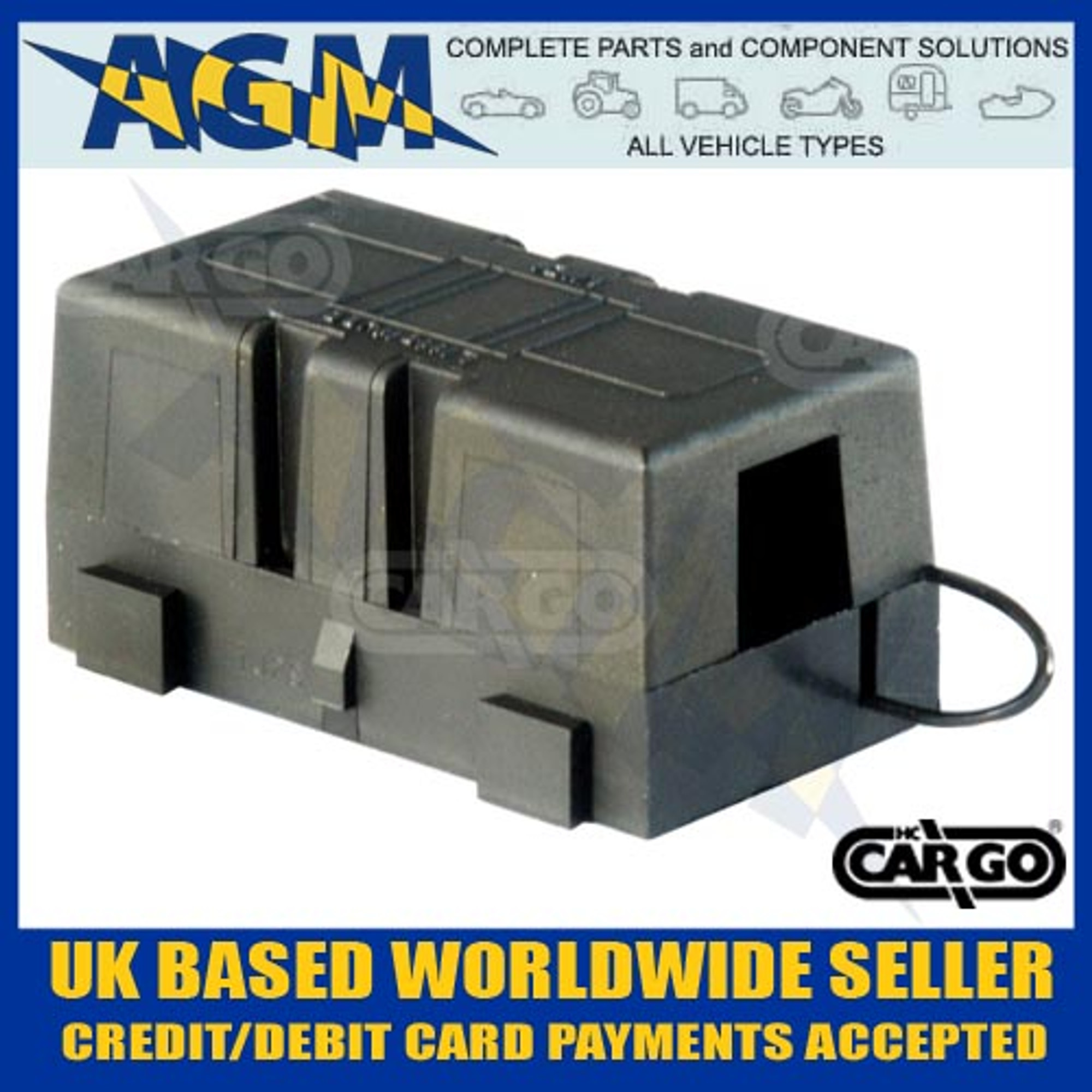 192436 Heavy Duty Fuse Holder Suitable For Midi Or Strip Link Fuses 0