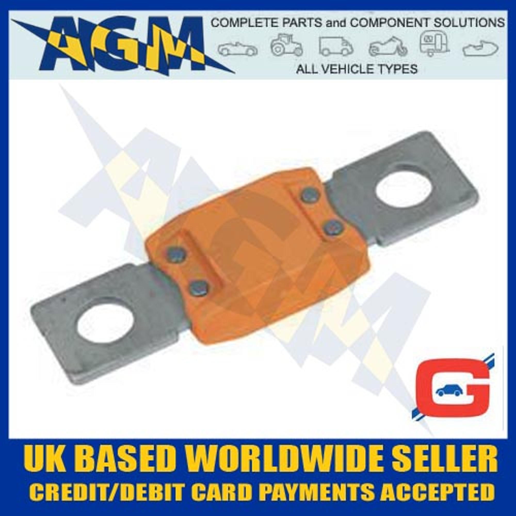 New Guardian Automotive Mega Fuse Pt Number Mega150 150 Amp Rating Orangeagm L