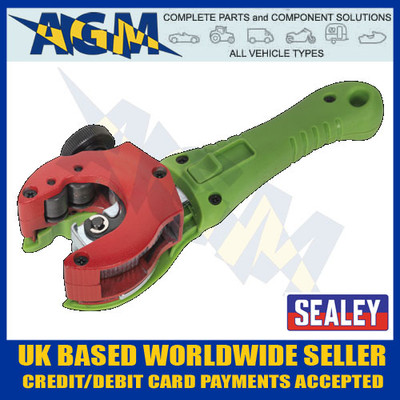 sealey, ak5065, ratchet, pipe, metal, tube, cutter
