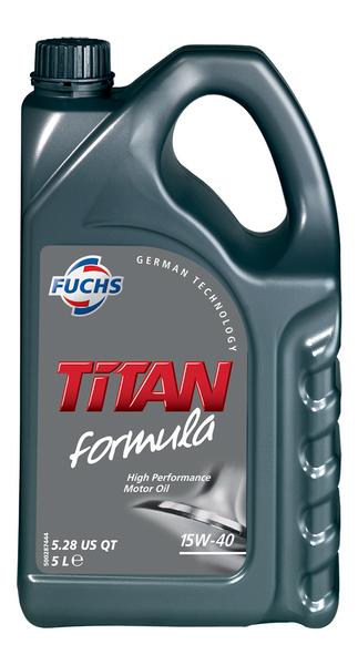 Fuchs Titan 600897147 Formula 15w-40 Oil 5LTR