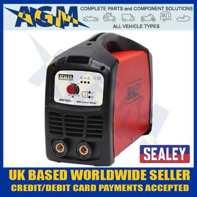sealey, mw160a, 230v, inverter, welder, kit