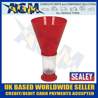 sealey, vs7100, engine, oil, funnel, filler