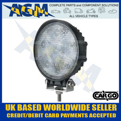 cargo, 171950, led, worklight, search, plough, lamp, dual, voltage