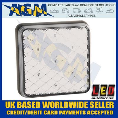 led, 81w, compact, slimline, white, reverse, reversing, light, 12v