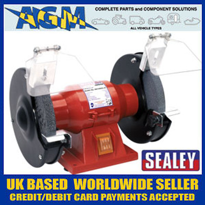 Sealey BG150CX Bench Grinder 150mm 150W/230V
