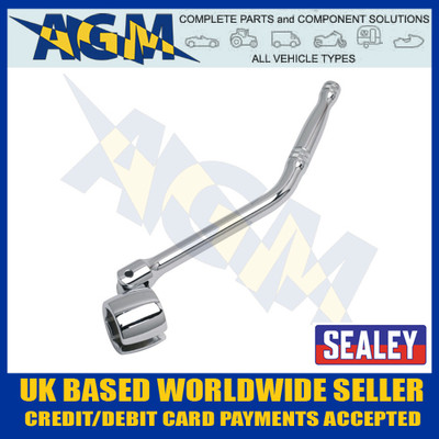 sealey, sx0222, oxygen, lambda, exhaust, sensor, spanner, wrench