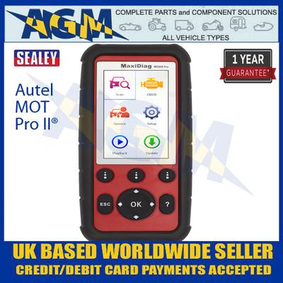 Autel MOT Pro II® - Multi-Manufacturer Diagnostic Tool