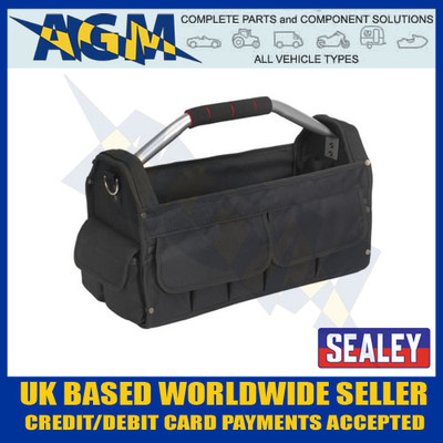 sealey, ap507, tool, storage, bag, carry, organiser