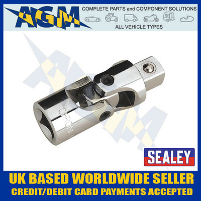 sealey, s12uj, universal, joint, socket