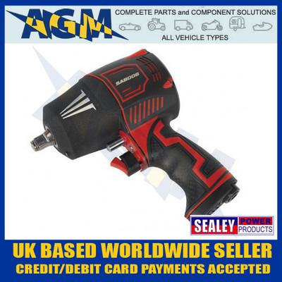 sealey, sa6006, air, impact, wrench, gun
