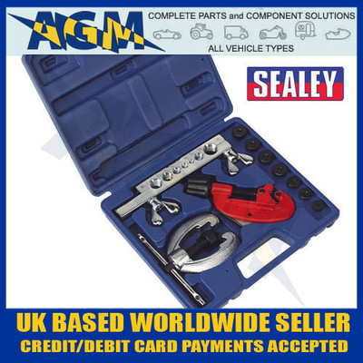 sealey, ak506, pipe, flaring, cutting, kit