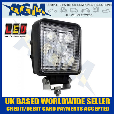 11015bm, led, autolamps, work, lamp, 12v, 24v