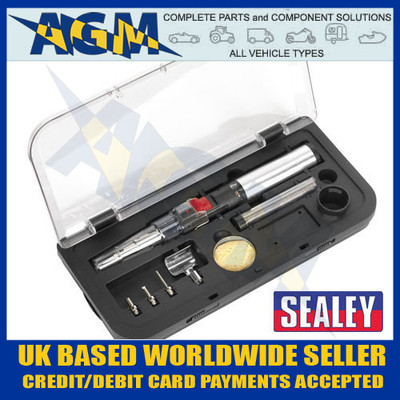 ak2962, sealey, soldering, heating, torch
