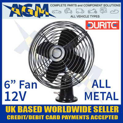 durite, 021082, 0-210-82, vehicle, 12v, metal, fan