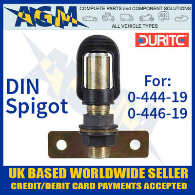 0-445-19, 044519, din, durite, spigot, vertical, mounting