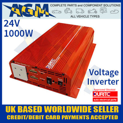 0-856-60, 085660, 24v 1000w, durite, modified, wave, voltage, inverter