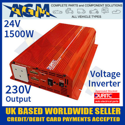 0-856-65, 085665, 24v 1500w, durite, modified, wave, voltage, inverter