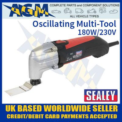 oscillating, tool, sealey, smt180