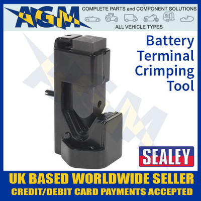 Sealey AK422 Battery Terminal Crimping Tool