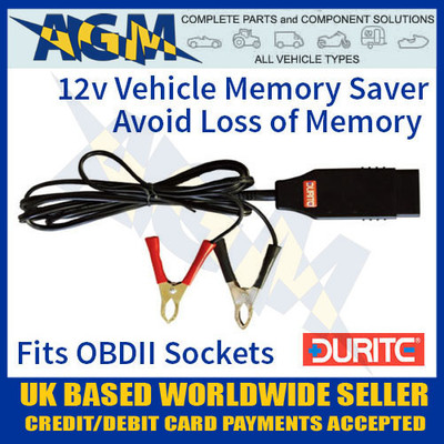 0-534-13, 053413, durite, 12v, vehicle, memory, saver