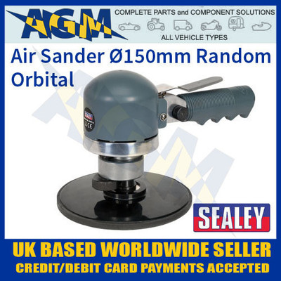 sealey, sa77, air, sander, 150, random, orbital